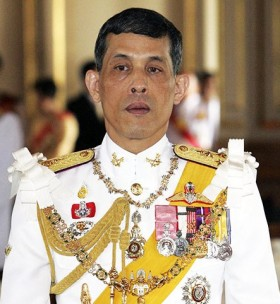 Kroonprints Maha Vajiralongkorn